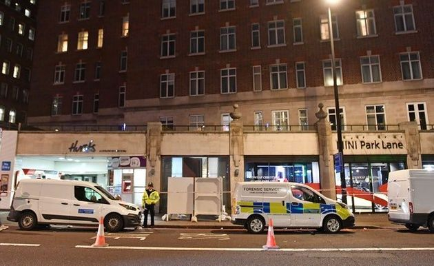 New Year's Eve party ends in tragedy following stabbing incident.