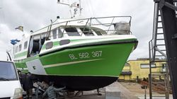 French Police Stop 14 People Stealing Fishing Trawler In Attempt To Cross