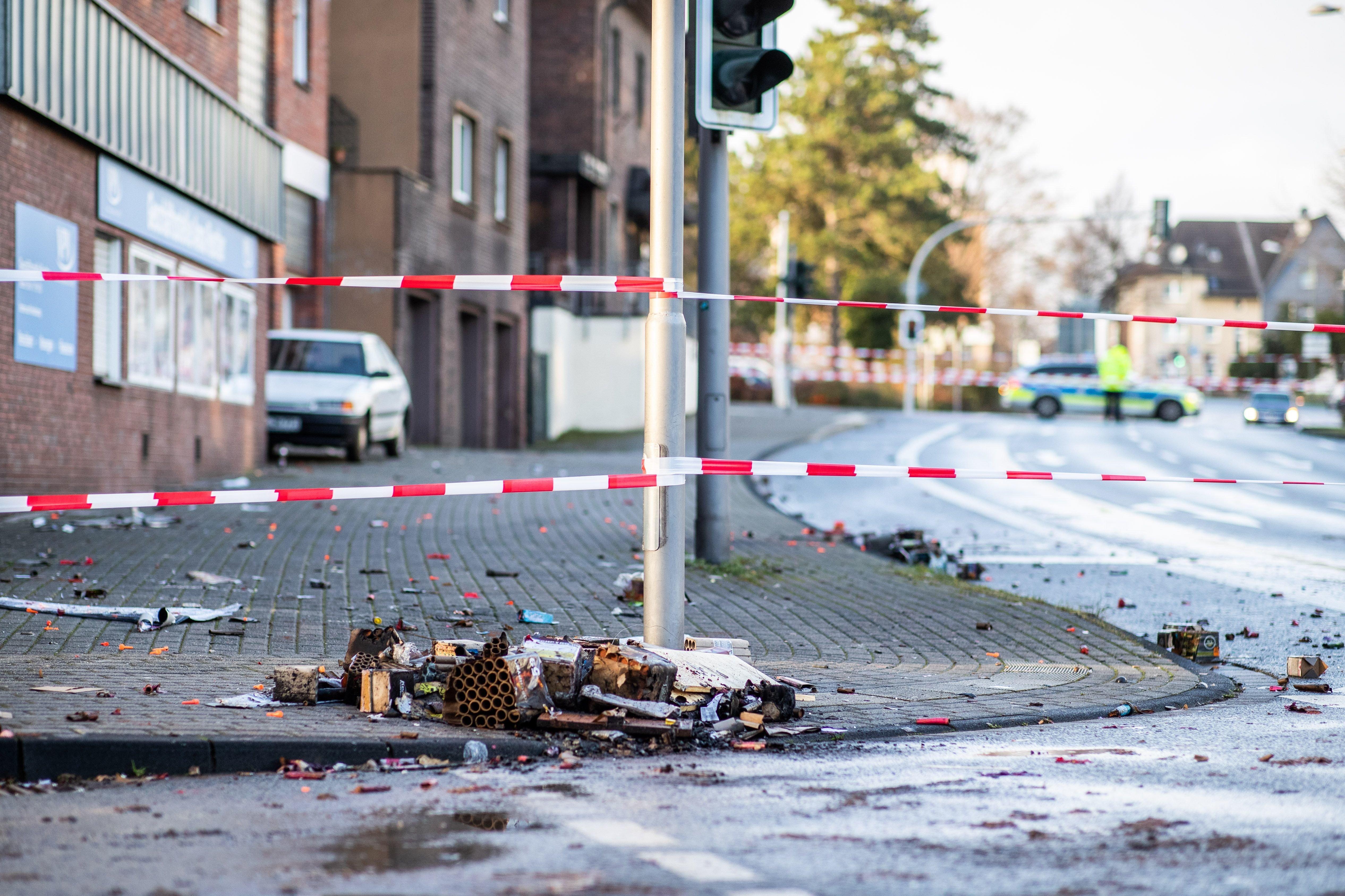 독일에서 '외국인 혐오' 의심 차량 돌진으로 5명이