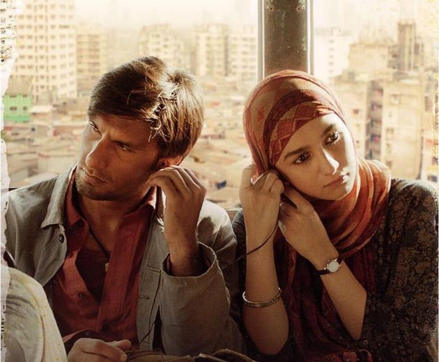Gully Boy First Look: Ranveer Singh, Alia Bhatt Share Posters Of The