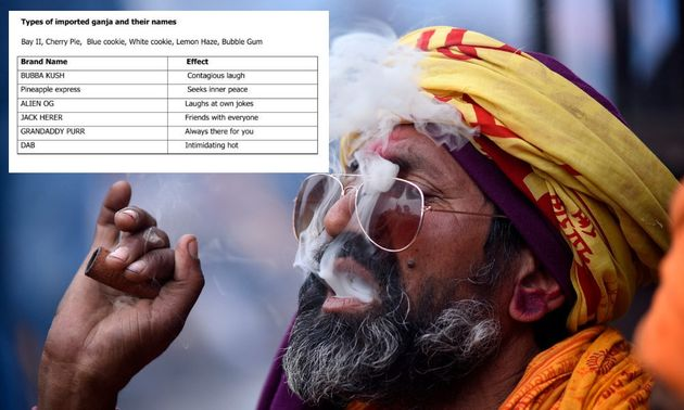 This Delhi Police Press Release On Marijuana Reads Like A Guide To Great