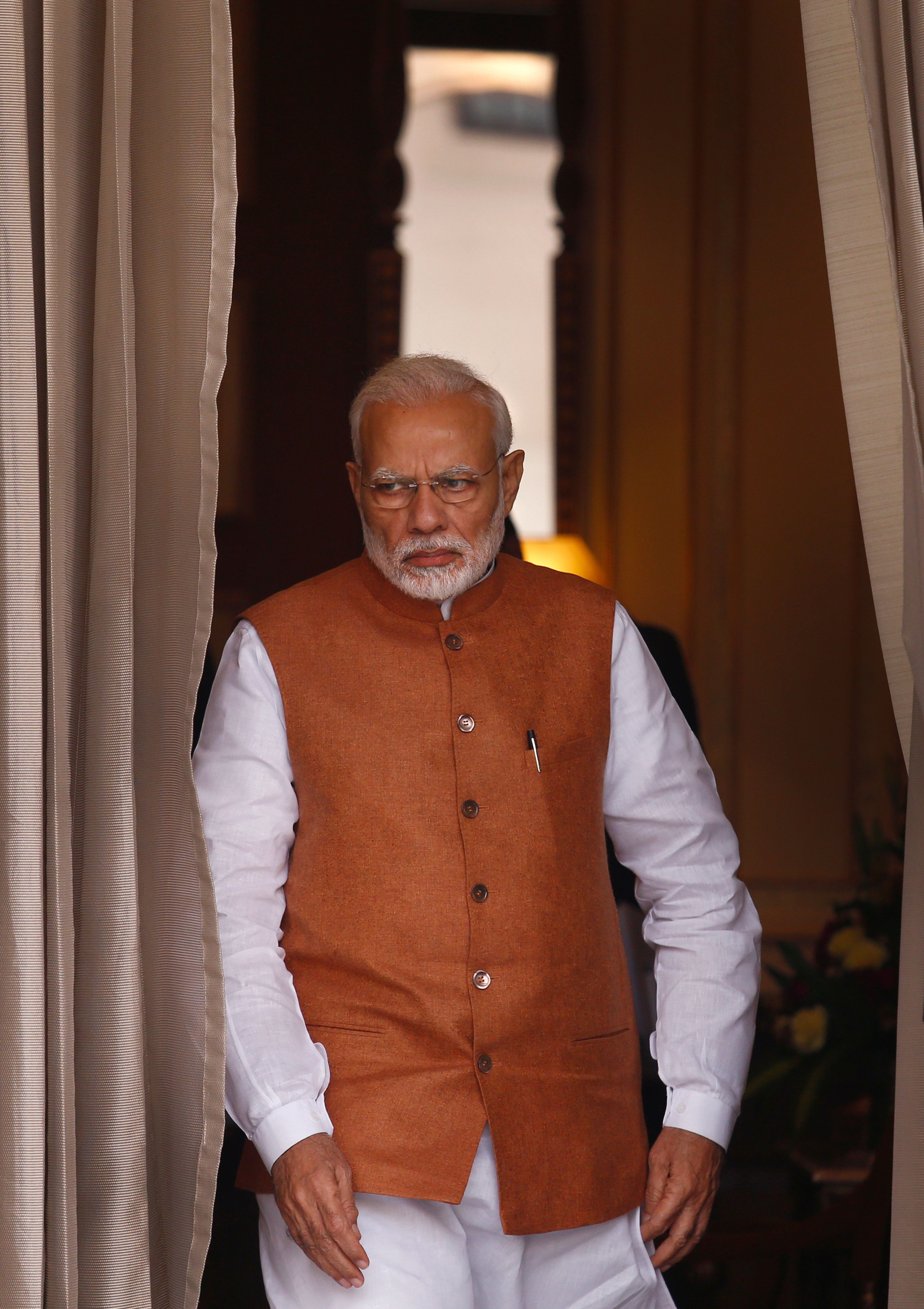 What's The Point Of Modi's 'Interviews' If He Won't Answer Real