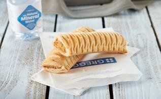 Greggs Has Launched A Vegan Sausage Roll Just In Time For