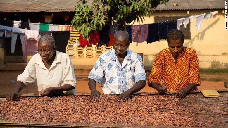 Ο κόσμος της σοκολάτας δεν είναι τόσο γλυκός όσο