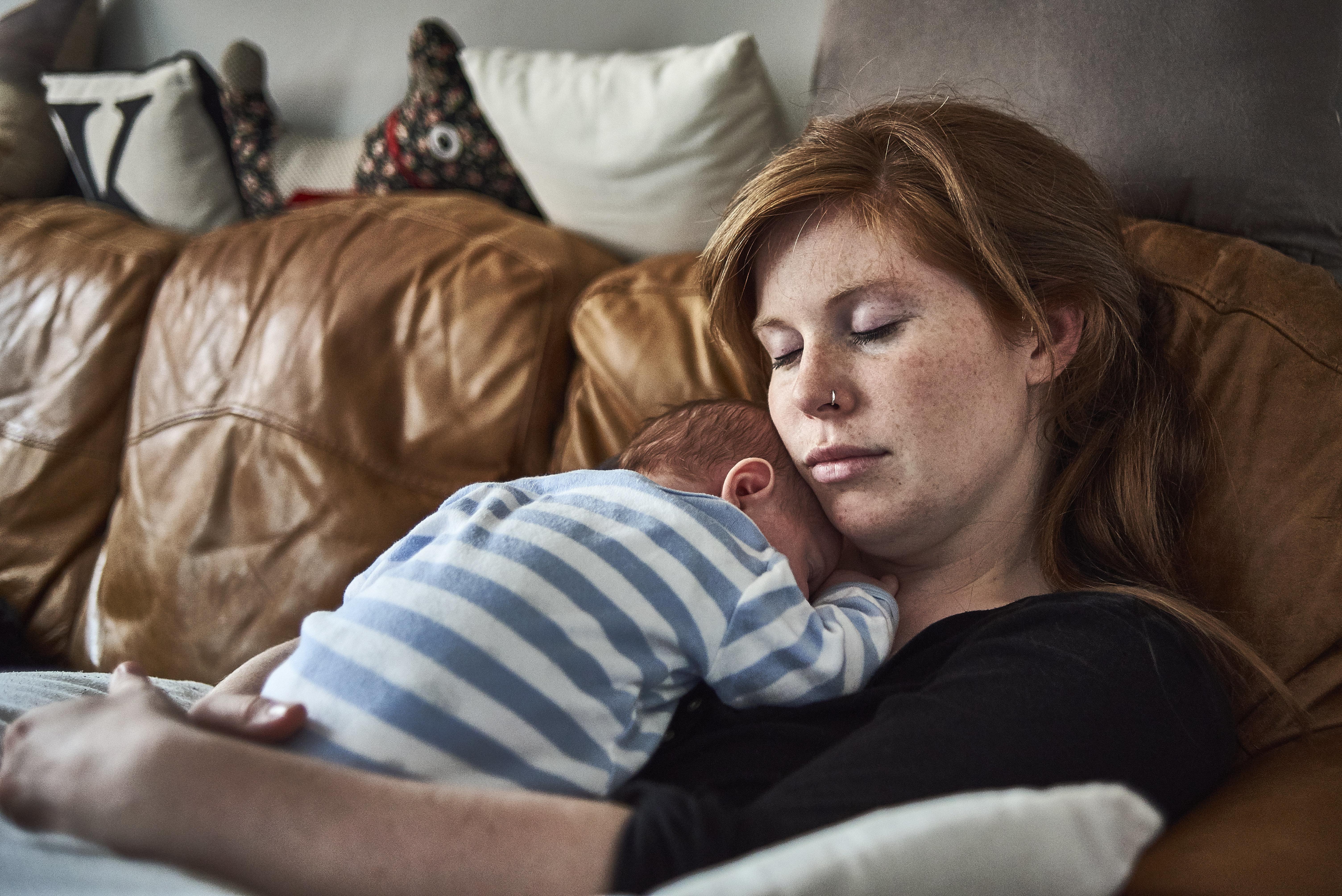 13 Dinge, die ich in den ersten Wochen als Mutter gelernt