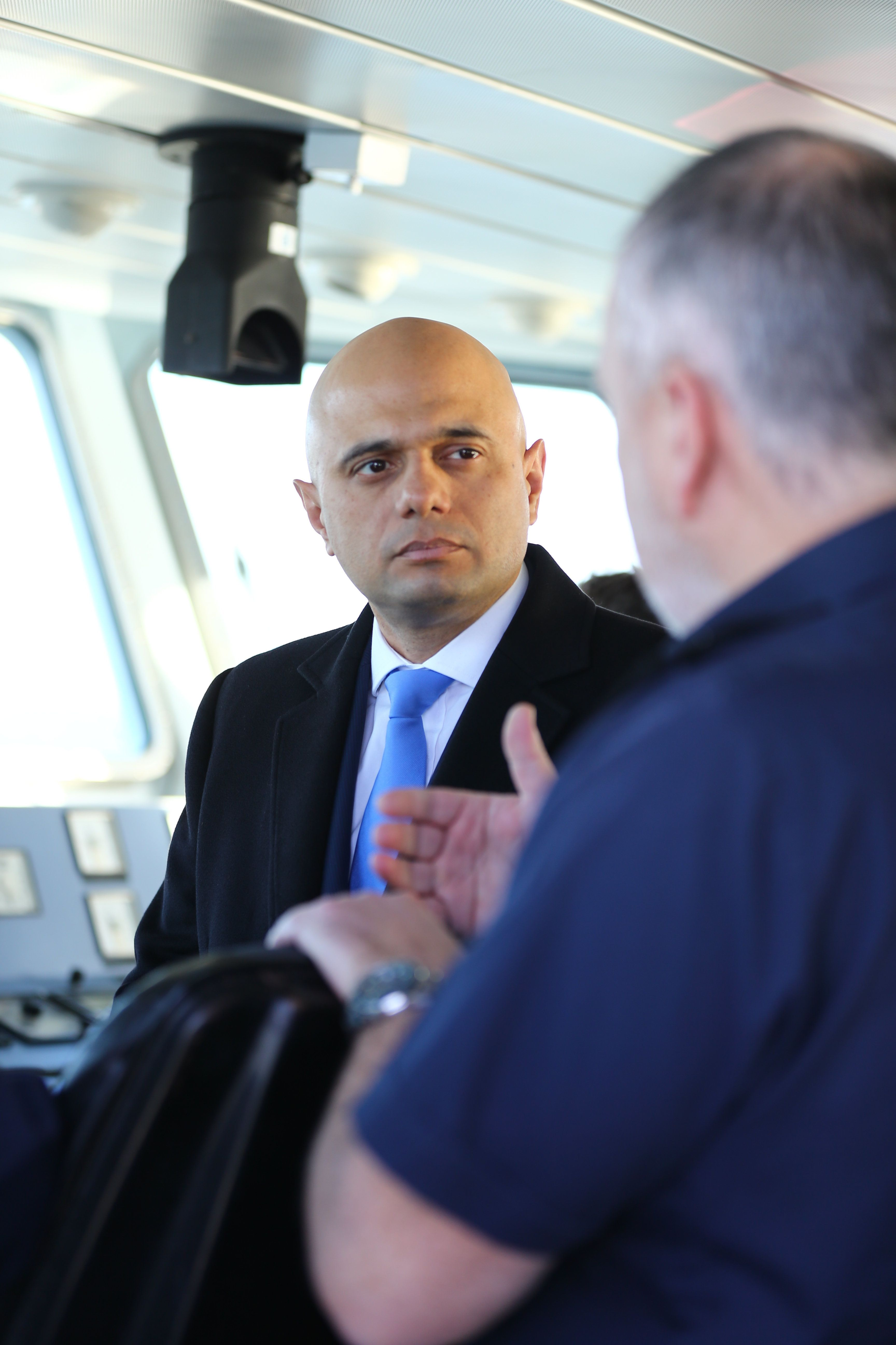 Sajid Javid Faces Backlash For Questioning Whether Cross- Channel Migrants Are 'Genuine' Asylum