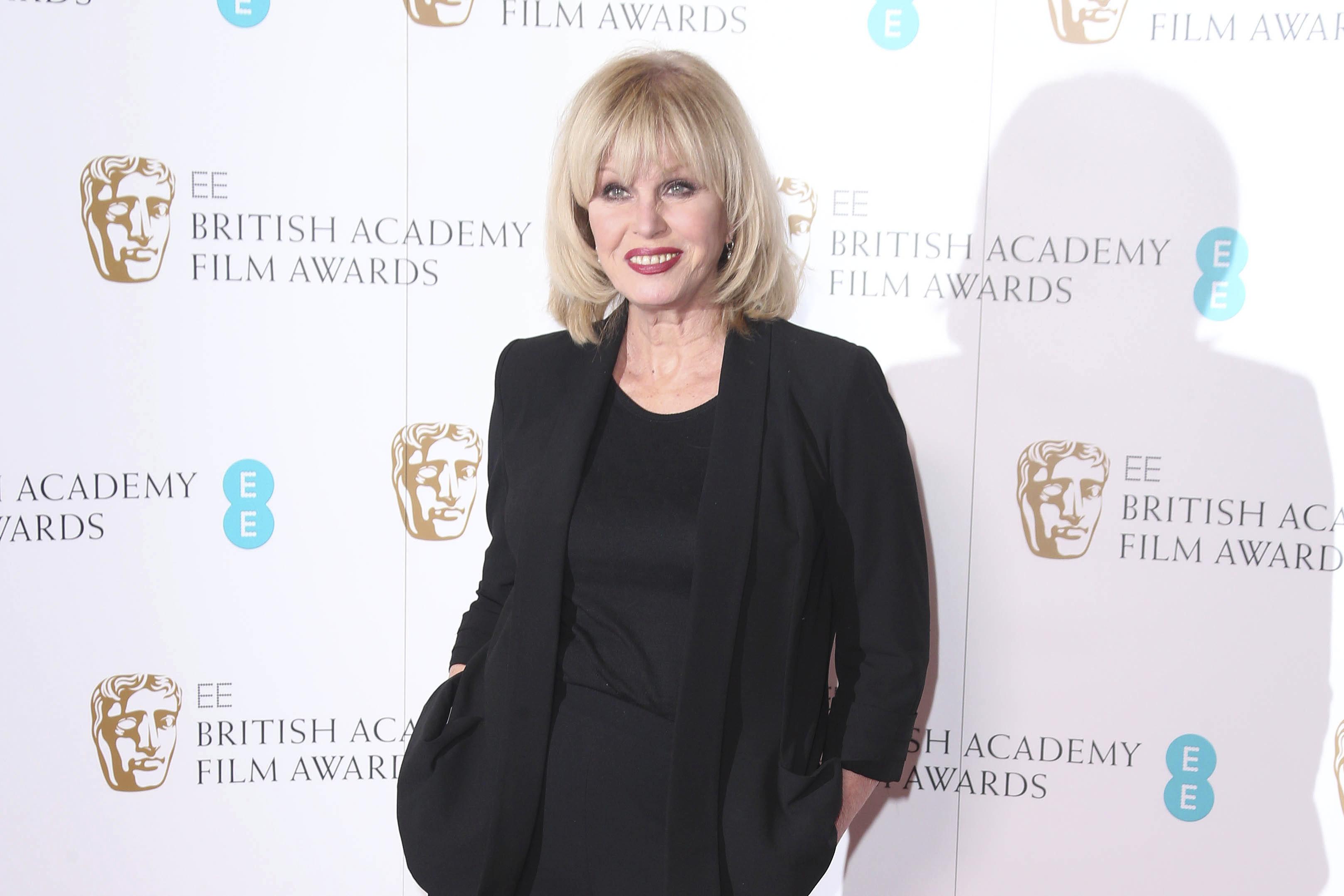 Joanna Lumley Confirmed To Host 2019 Bafta Film