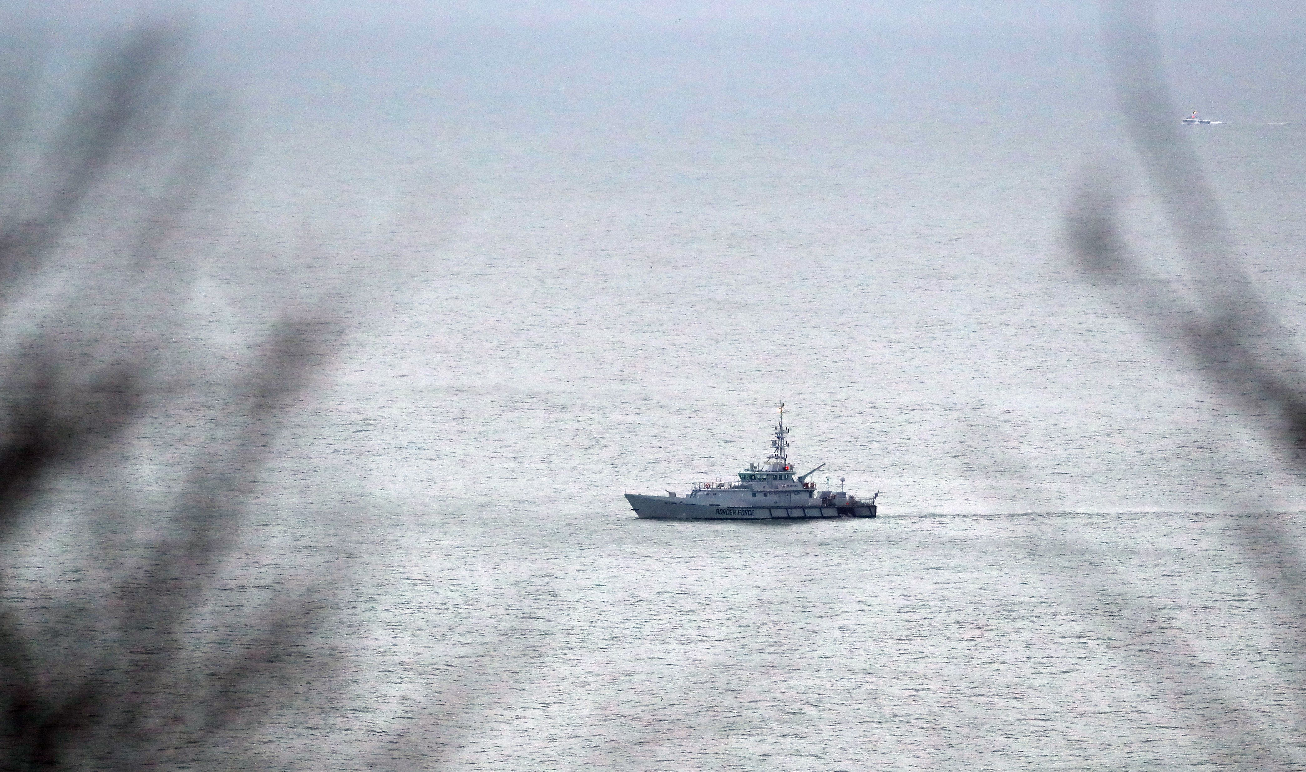 British Royal Navy deployed to prevent migrant crossings in the English Channel