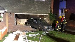 Man Charged With Dangerous Driving After Car Ploughs Into