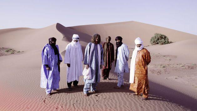 La tournée du groupe Tinariwen