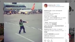 Airline Worker 'Ecstatic' After Video Of Him Dancing On Tarmac Went
