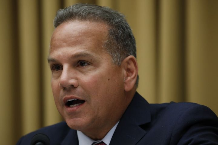 Rep. David Cicilline (D-R.I.) will lead Democrats' investigations into corporate monopolies as head of the antitrust panel on