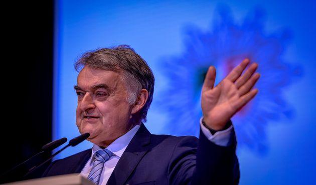 Nordrhein-Westfalens Innenminister Herbert Reul(CDU).