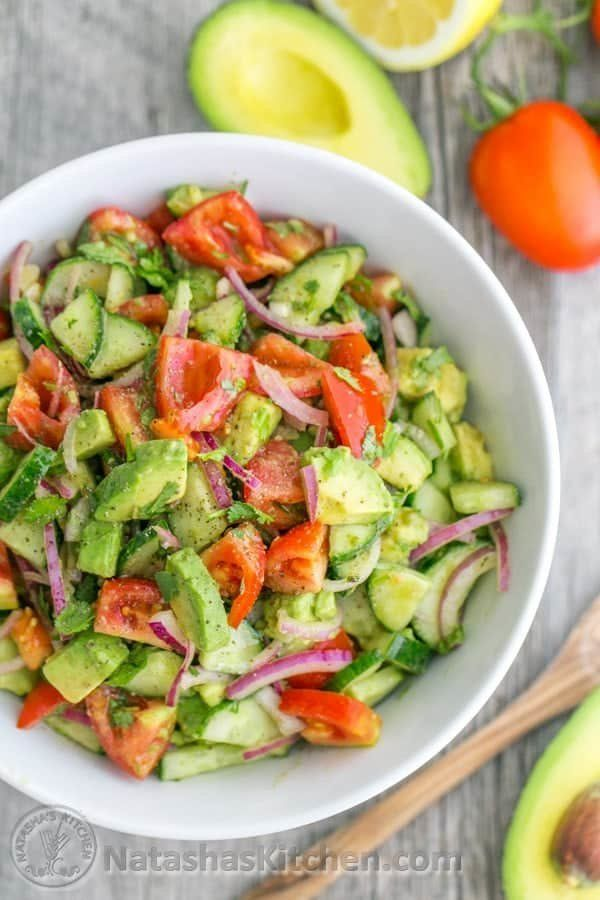 Your Keto Meal Plan Should Include These Salads Huffpost Life