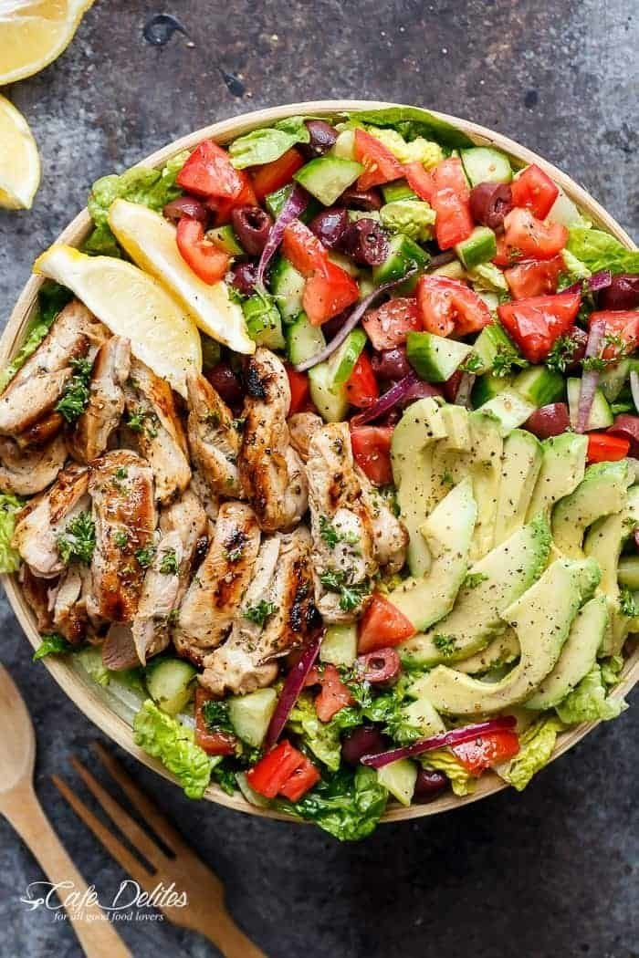 Your Keto Meal Plan Should Include These Salads