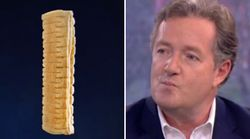 Piers Morgan Just Got Owned By Greggs Over Vegan Sausage