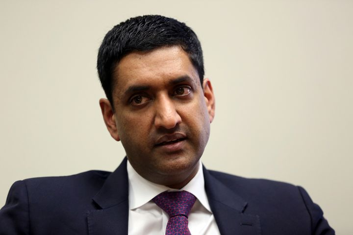 "Rep. Ro Khanna (D-Calif.) voiced his opposition to any House rules package that includes ""pay-go,"" a pay-as-you-go rule"