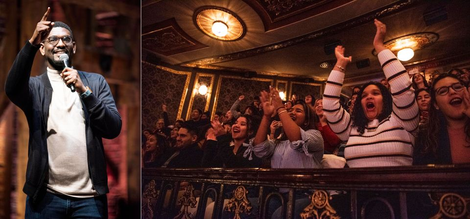 You Can Star In 'Hamilton' And Still Fear For Your Life As A Black