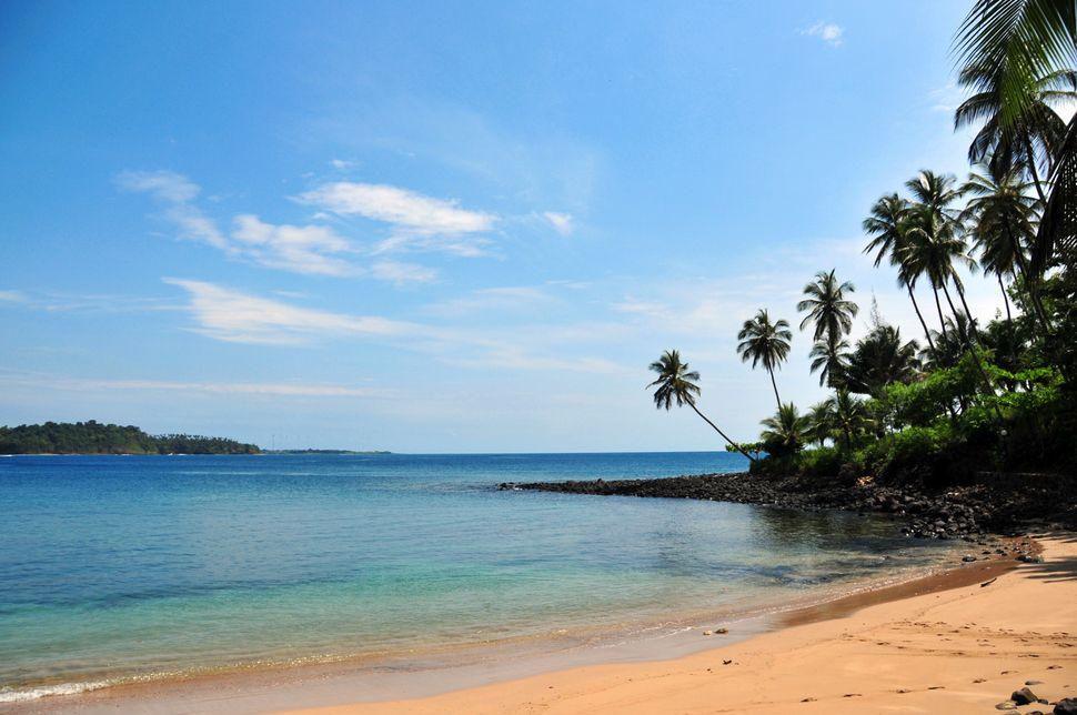 Santana, Cantagalo district, São Tomé and Príncipe