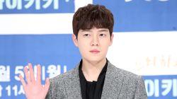 배우 손승원이 '윤창호법 적용 1호 연예인'이
