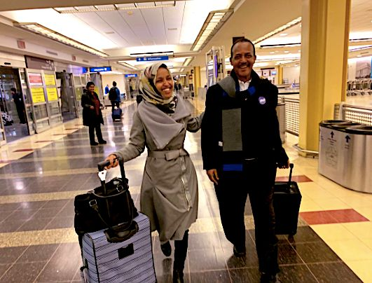 Rep.-elect Ilhan Omar will be sworn into Congress on Thursday.