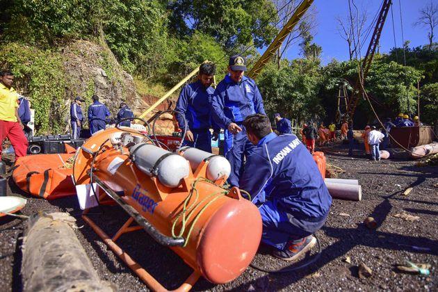 Supreme Court To Hear Plea Seeking Urgent Steps To Save Meghalaya Miners On