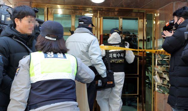 '극단적 선택' 암시했던 신재민이 서울 관악구 한 모텔에서