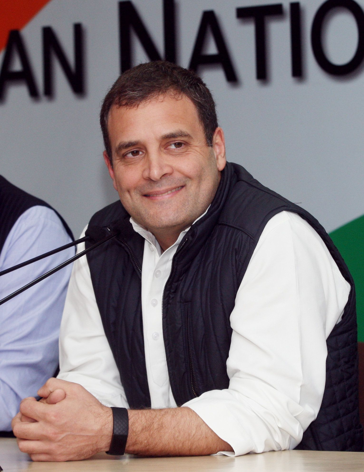 Rahul Gandhi Posed 4 Questions To Modi On Rafale, But Something Was