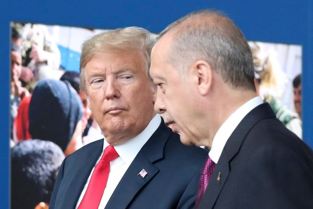 Donald Trump tut Recep Tayyip Erdogan einen großen Gefallen.