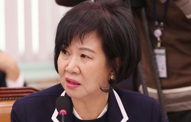 손혜원이 신재민 전 사무관에 관한 페이스북 글을