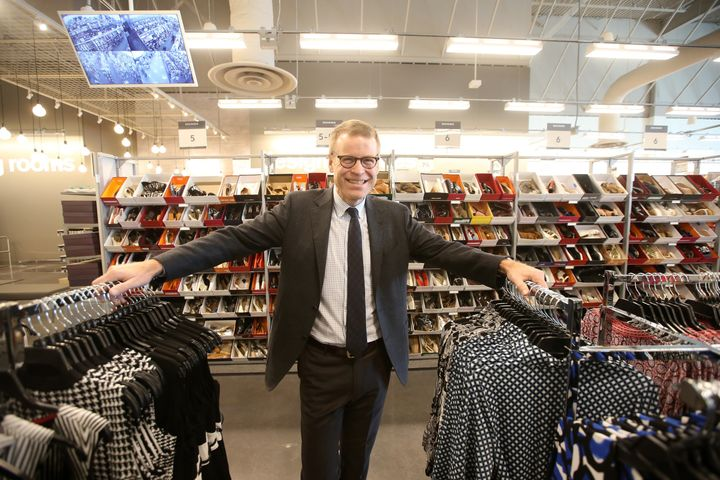 Nordstrom co-president Blake Nordstrom died on Jan. 2, 2019 at the age of 58.