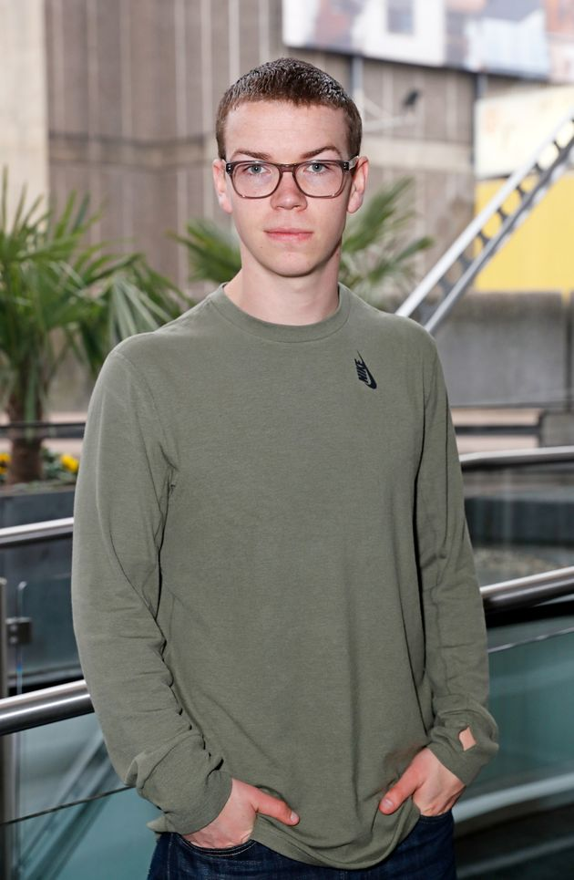 Will Poulter atua no filme interativo de Black