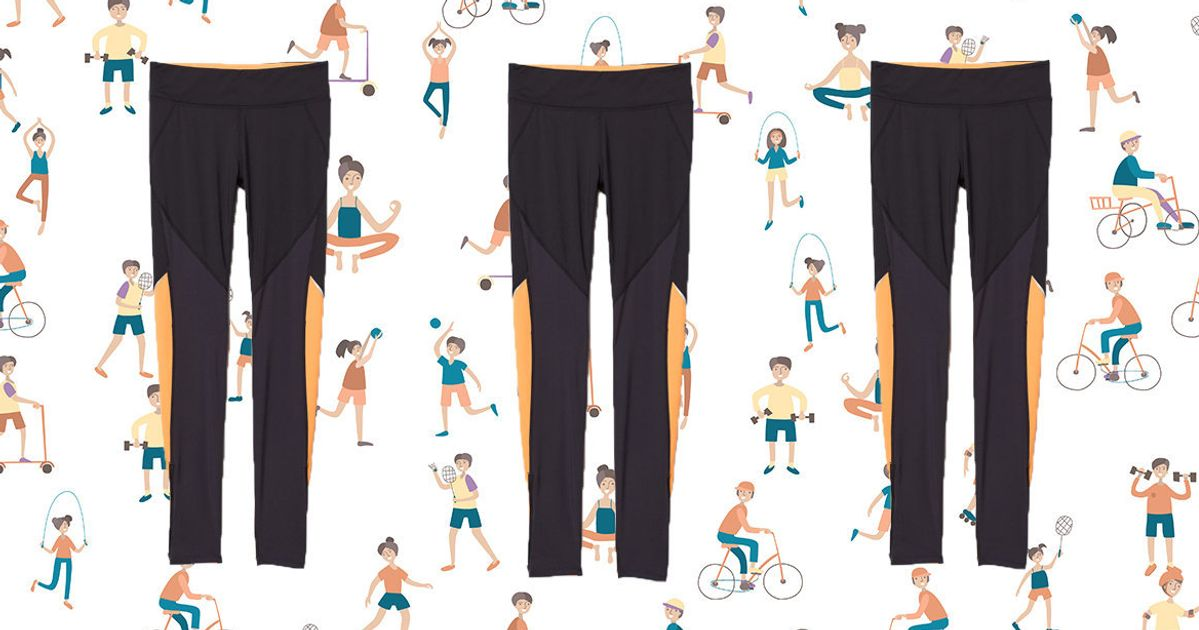 cfea959f90559 6 Great Pairs Of Women's Running Leggings For £30 Or Under | HuffPost UK