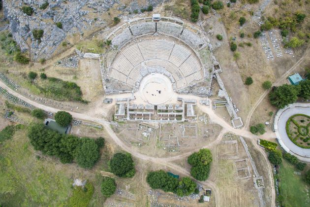Ο αρχαιολογικός χώρος των Φιλίππων «ταξιδεύει» στη Νέα