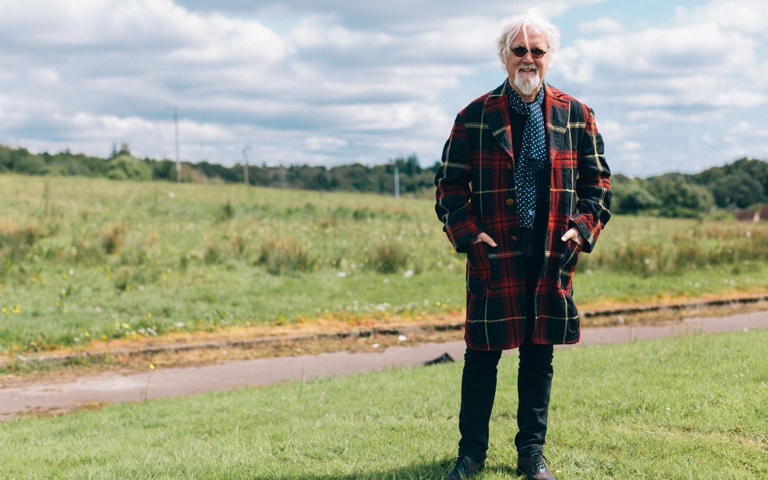 Sir Billy Connolly Says He's 'Near The End' Of His Life But 'Doesn't Fear