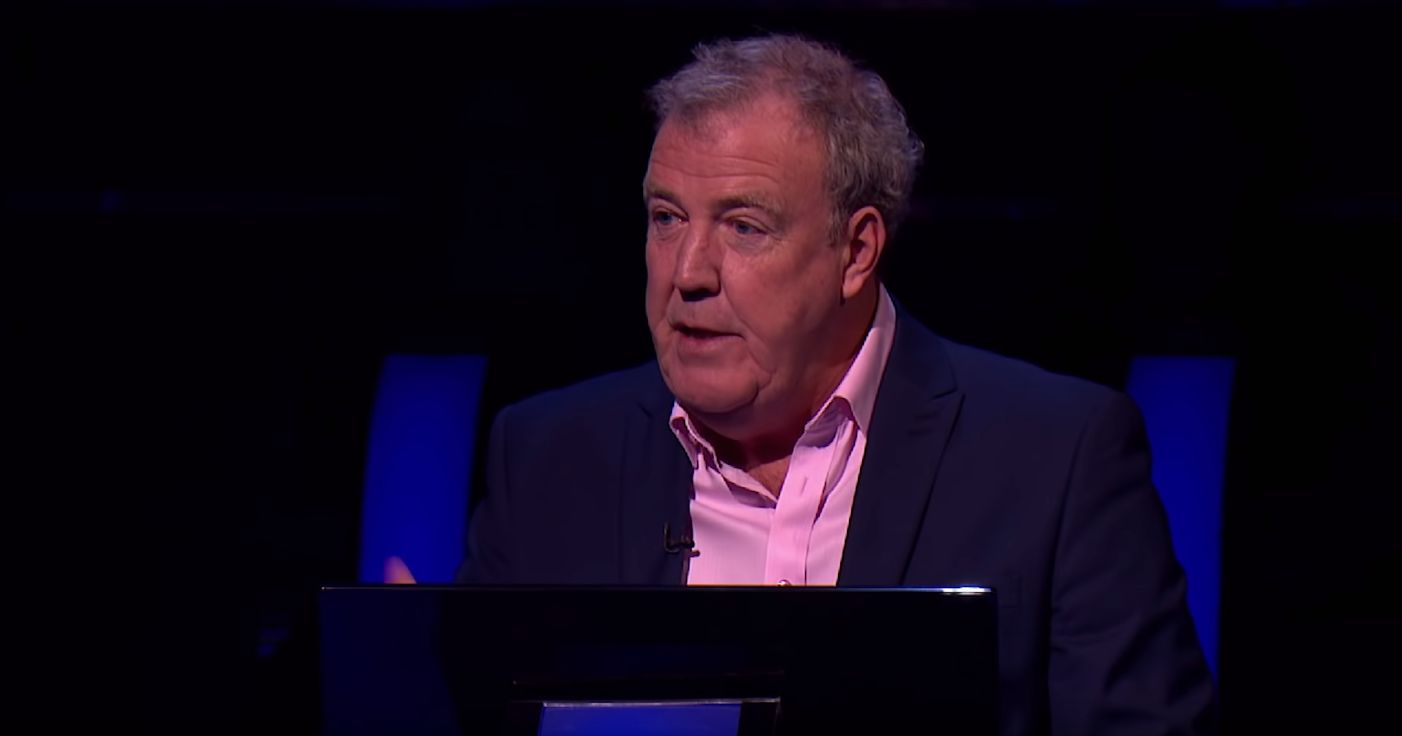 Jeremy Clarkson Finally Proves Useful As 'Millionaire' Contestant Chooses To 'Ask The