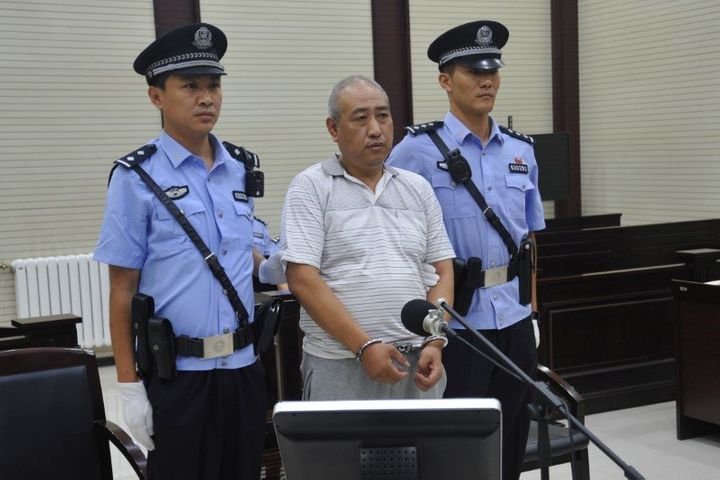 Gao Chengyong was convicted of the murder of 11 girls and women