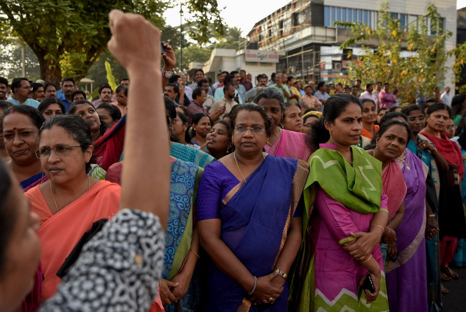 Sabarimala: Only One Of The 5 Women Petitioners Has Stood Her