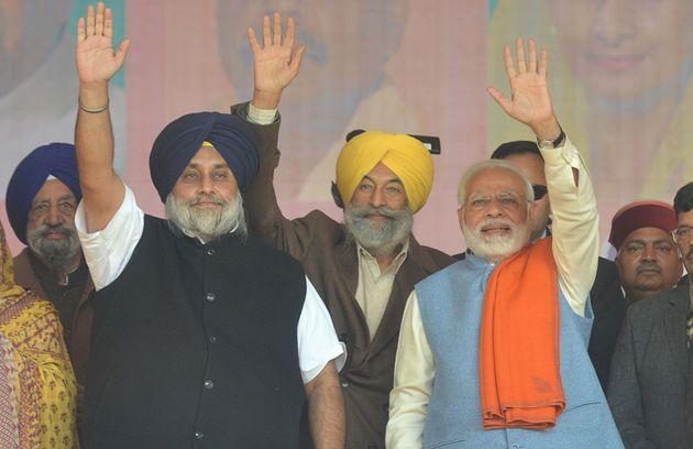 Modi Attacks Congress Over 1984 Anti-Sikh Riots, Kartarpur Corridor In Gurdaspur
