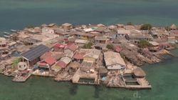 Το πιο πυκνοκατοικημένο νησί στον κόσμο είναι τεχνητό και έχει την έκταση ενός γηπέδου