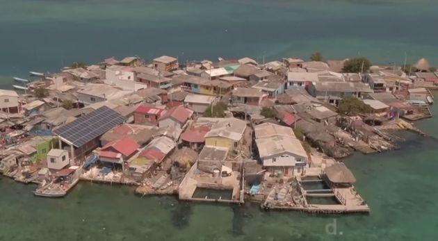 Κολομβία: Το πιο πυκνοκατοικημένο νησί στον κόσμο είναι