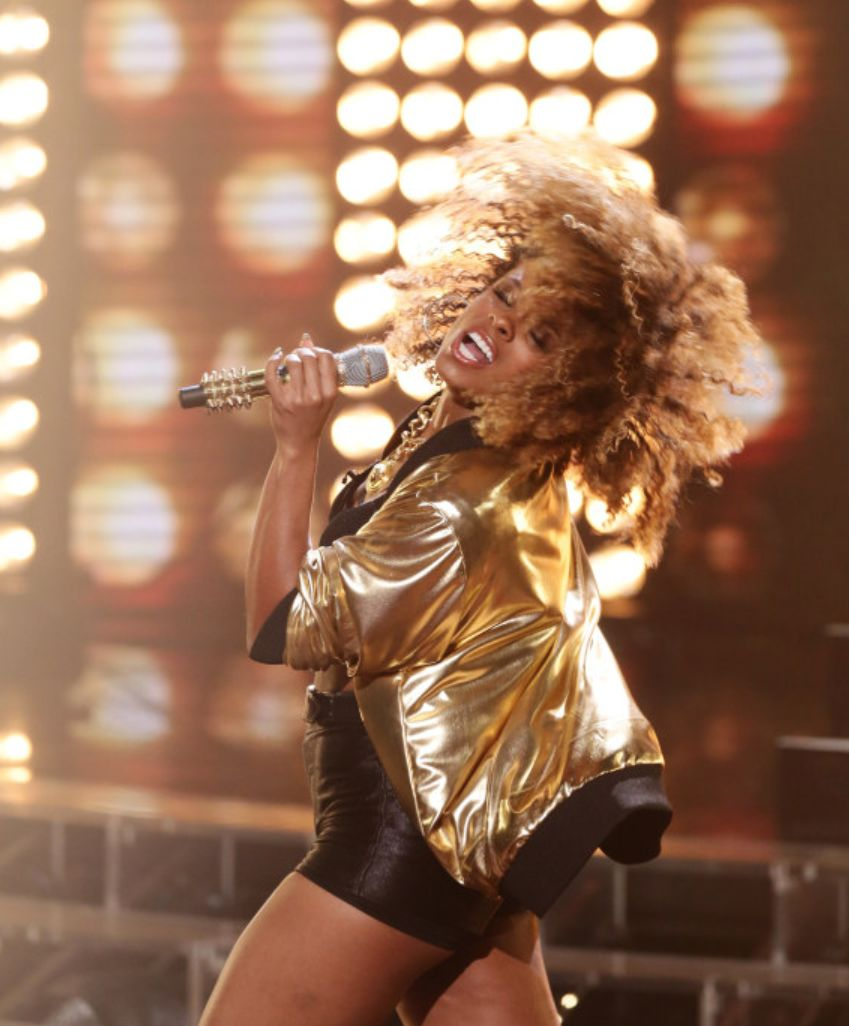 Fleur makes 'X Factor' history with her 'Uptown Funk'
