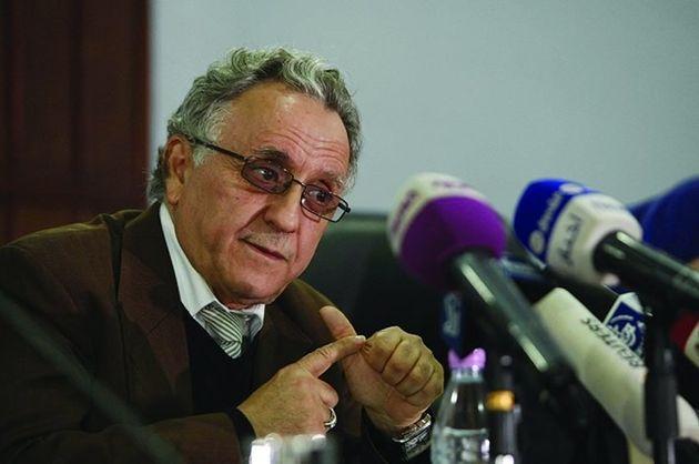 Hassan Kacimi, directeur au ministère de l'Intérieur chargé du centre opérationnel...