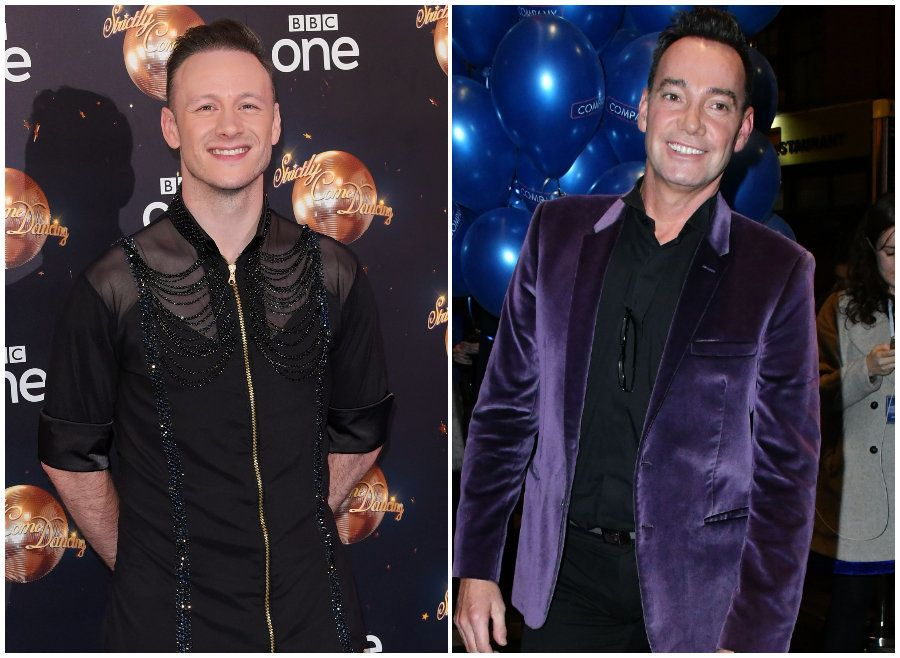 'Strictly' Pro Kevin Clifton 'Confronted Craig Revel Horwood' At Wrap Party Over Harsh