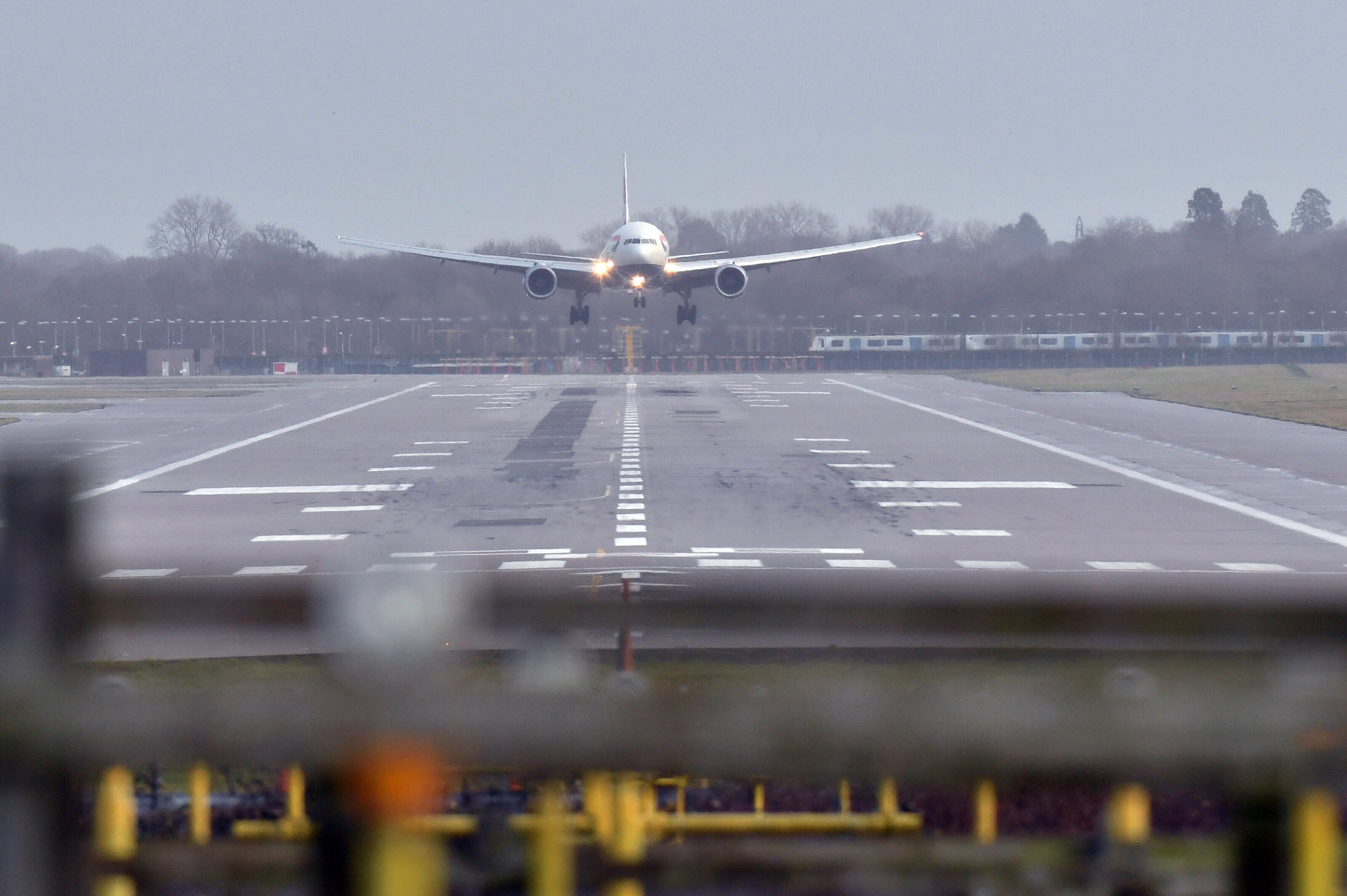 UK airports to fight drones