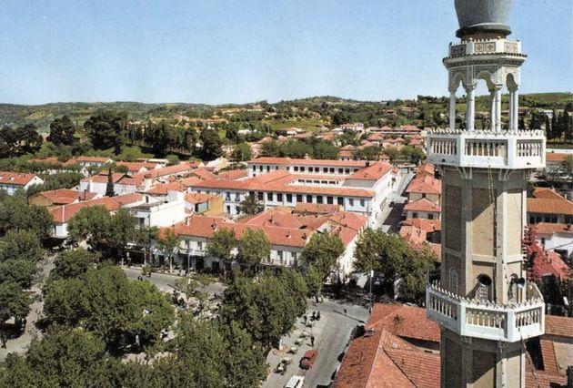 L'ancien centre ville de Médéa classé site