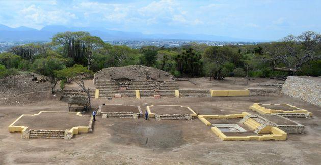 Μεξικό: Στο «φως» πρώτη φορά ναός του θεού των