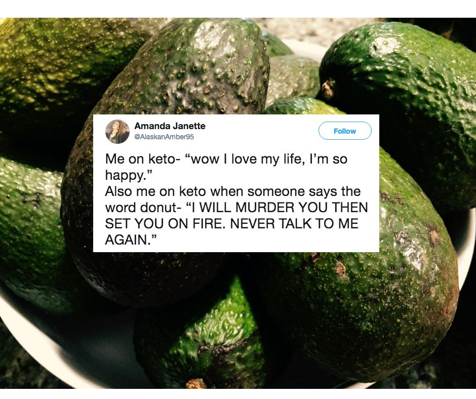 33 Tweets About The Keto Diet That Will Make You