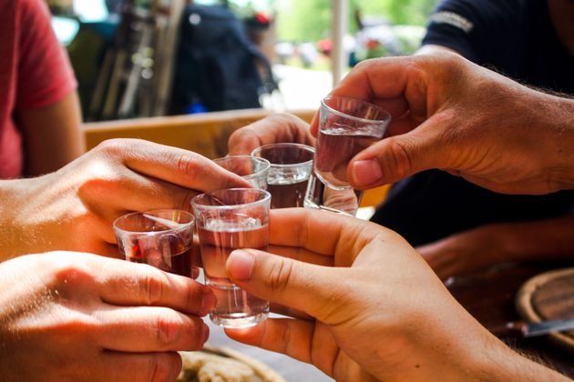 If Your Drinking Is Problematic Enough That You're Doing Dry January – It Might Be Time To Look At Your...