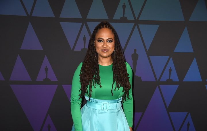 """""""A Wrinkle in Time"""" director Ava DuVernay became the first woman of color to direct a movie with a $100 million b"""